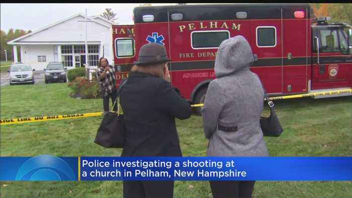 Man Arrested After Shooting In Pelham, NH Church, 2 People Injured