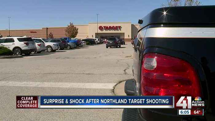 Teen shot in stomach outside Northland Target store