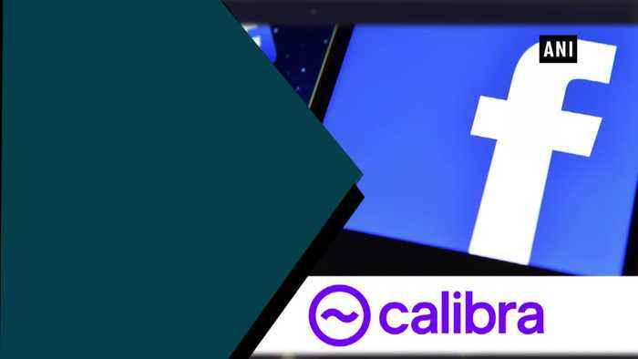 Facebook accused of copying for Calibra logo