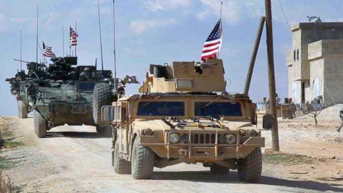 US troops are pulling out of Northern Syria