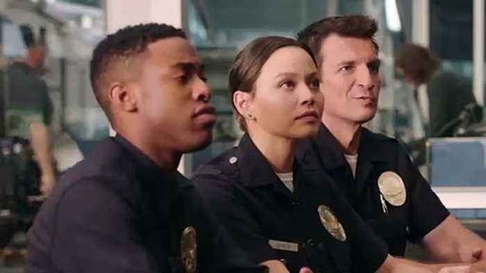 The Rookie S02E04 Warriors and Guardians