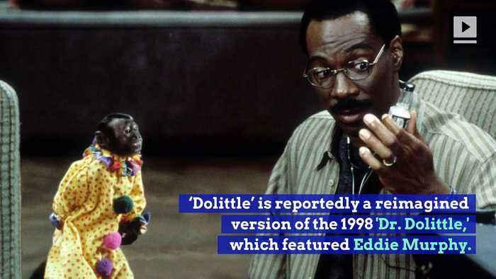Trailer Released for Robert Downey Jr.'s 'Dolittle'