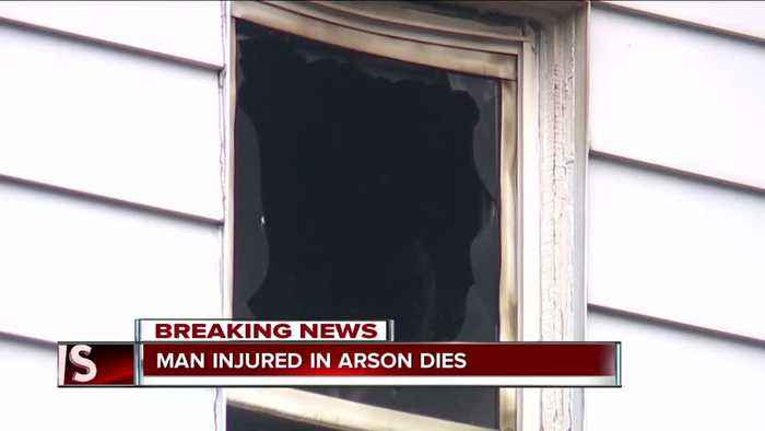 15-year-old boy arrested for grandfather's death in Akron arson fire