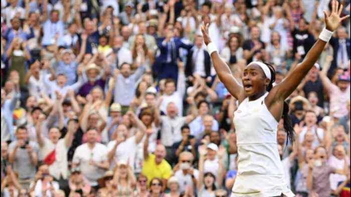 Delray Beach's Coco Gauff, 15, becomes youngest tennis titlist in 15 years
