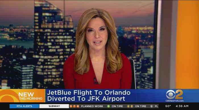 JetBlue Flight Diverted From Newark To JFK