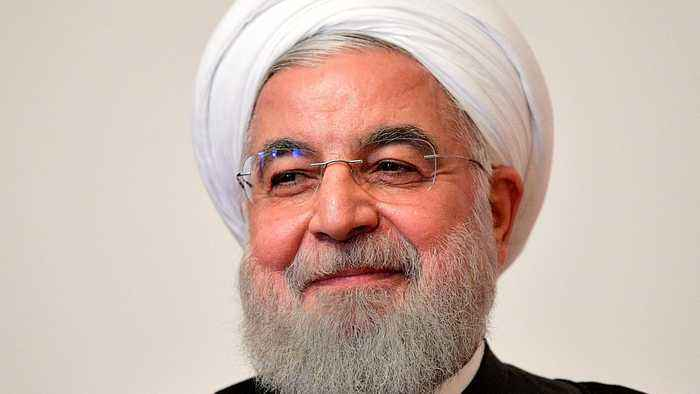Iran's Rouhani: US sanctions have failed