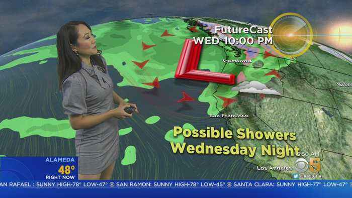 Monday Morning Weather Forecast With Mary Lee