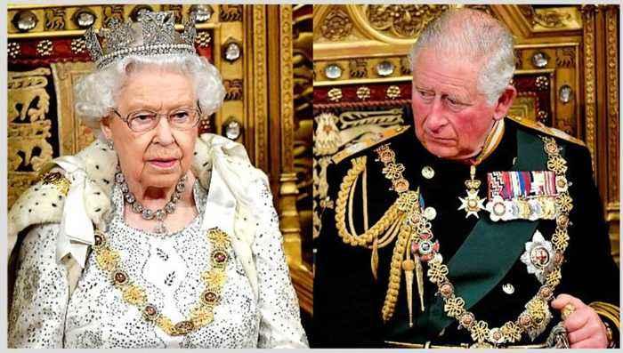 Queen Elizabeth II opens Parliament as Brexit looms