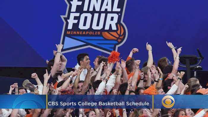 CBS Sports 2019-2020 College Basketball Schedule