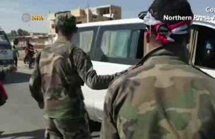 Damascus cements its new Kurd alliance