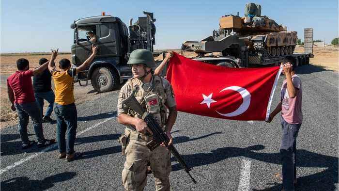 Erdogan: Turkey Has No Intention Of Declaring A Ceasefire In NE Syria