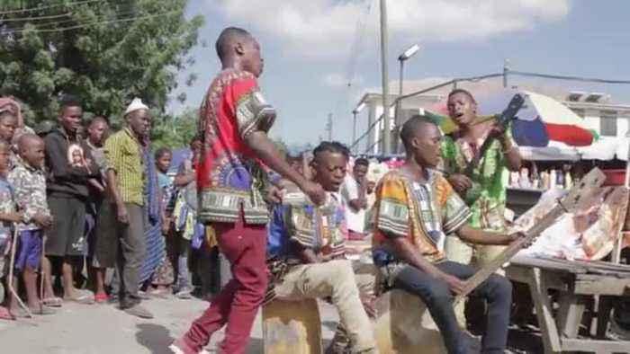 It's VANGA Tanzanian culture music