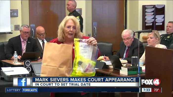 Prosecutors focus on trace evidence in rental car during Rodgers trial