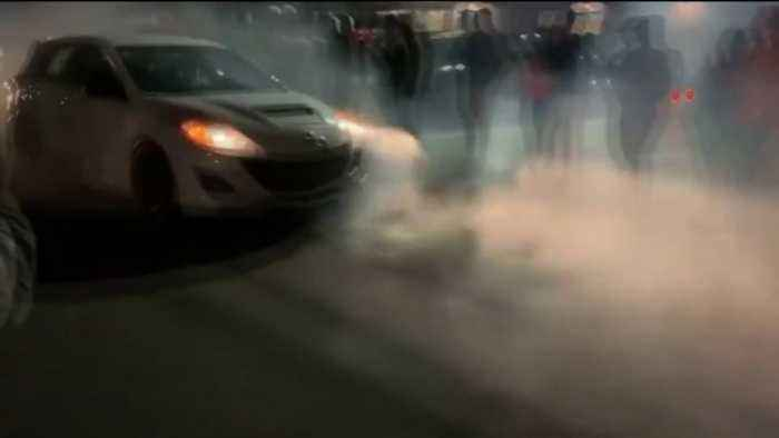 Nearly 50 Arrested for Drag Racing in Connecticut Parking Lot