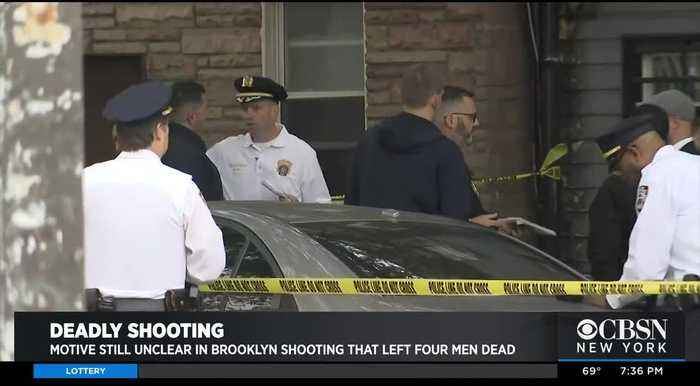 Vigil Held In Brooklyn For Victims Of Fatal Shooting