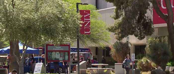 Threatening note found at UNLV targeting African Americans, Bernie Sanders supporters