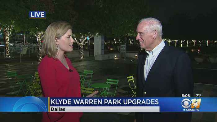 Expansion Plans Unveiled For Dallas' Klyde Warren Park