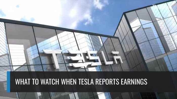 What To Watch When Tesla Reports Earnings