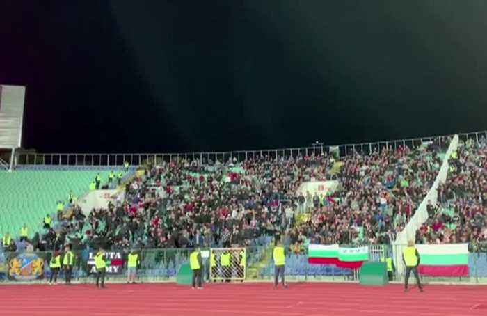 Anti-racism body says UEFA needs to do more amid Bulgaria racism furore