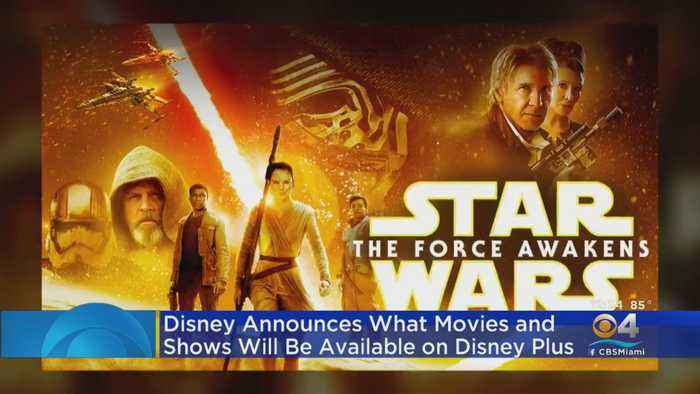 Disney's New Streaming Service About To Launch