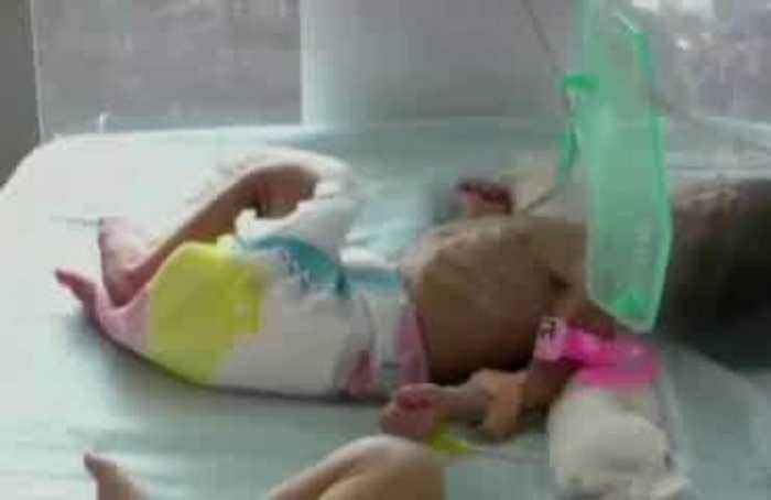 Baby found buried alive highlights India's battle to protect girls