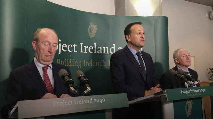 Leo Varadkar says pathway to Brexit deal is not without hurdles