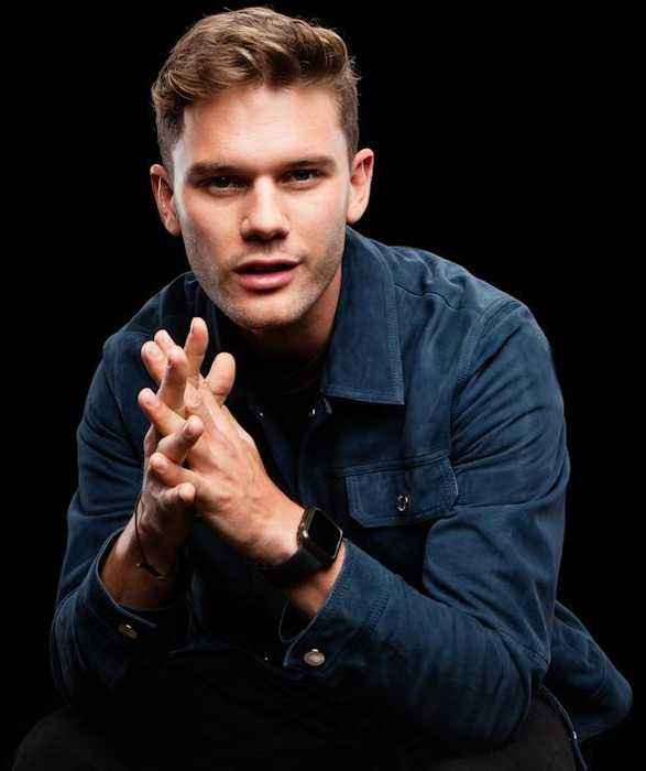 Actor Jeremy Irvine Breaks Down The New USA Network Action Drama, 'Treadstone'