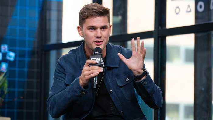 Starring In 'Treadstone' Let Jeremy Irvine Live Out His Childhood Dreams Of Being A Spy