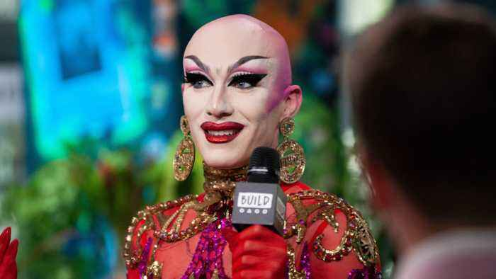 The Serious Meaning Behind The Over-The-Top Spectacle Of Sasha Velour's Drag Performances