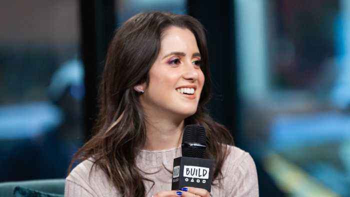 """Laura Marano & Gregg Sulkin Were Fans Of Each Other Before """"A Cinderella Story: Christmas Wish"""""""