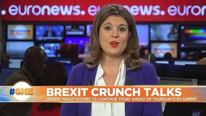 Brexit talks go down to the wire ahead of key EU summit