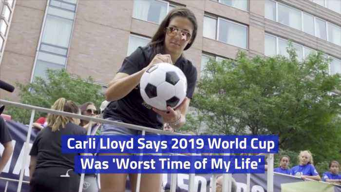 Carli Lloyd Opens Up About The 2019 World Cup