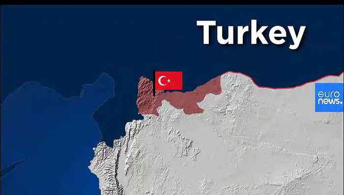 Turkey's military incursion: Video explainer on who controls what territory in northern Syria