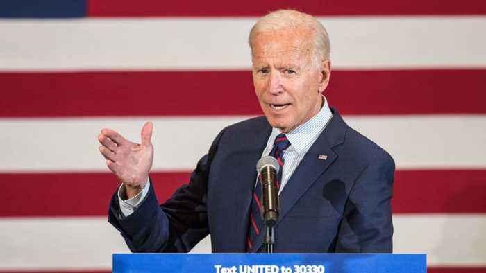Biden's Campaign Hit Sluggish Financial Bump In 2020 Campaign