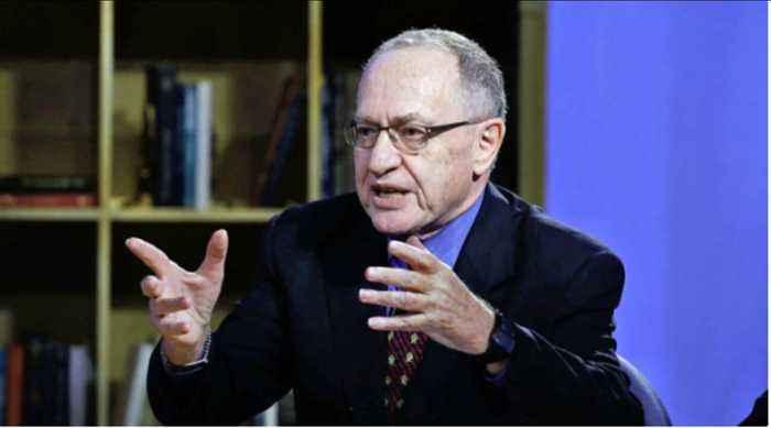 Judge says lawsuit against Harvard law professor Alan Dershowitz can proceed