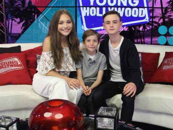 Maddie Ziegler Talks Intimidation With Book of Henry Co-Stars
