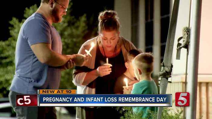 Hospital honors families of pregnancy & infant loss with new memorial garden