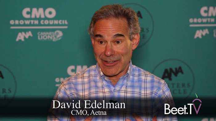 Aetna's Edelman: A Multicultural Approach to Employee Training Makes Better Marketers