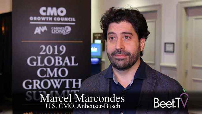 Relevant Marketing and Products Will Win: Anheuser-Busch's Marcondes