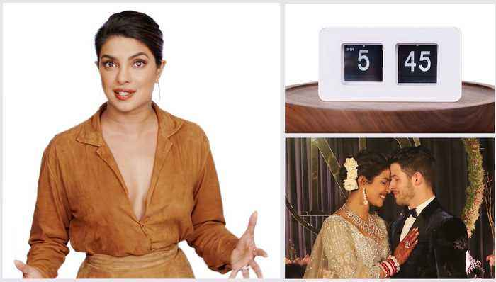 Everything Priyanka Chopra Does In a Day