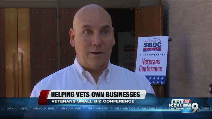 'Veterans Making an Impact' as local small business owners
