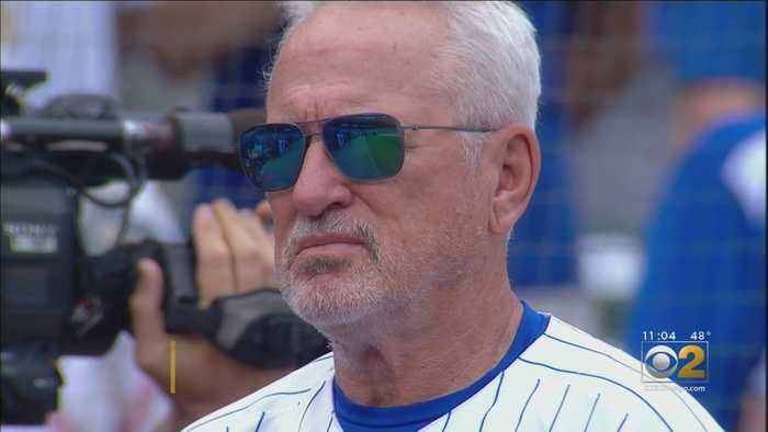 Joe Maddon Signs Three-Year Deal As Manager For The Angels