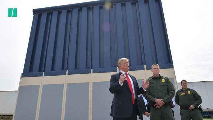 Trump May Actually Get His Border  Wall