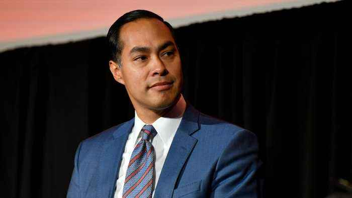 Julián Castro Releases List Of Endorsements