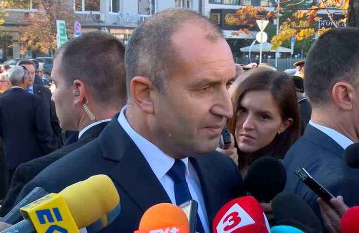 Bulgarian President says 'draconian measures' needed after racist chants