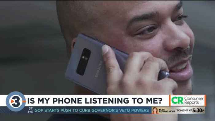 Consumer Reports: Is my phone listening to me?