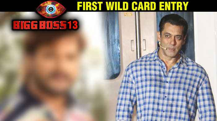 This SUPERSTAR To Enter Salman Khan's Bigg Boss 13 House As First Wild CARD Entry?