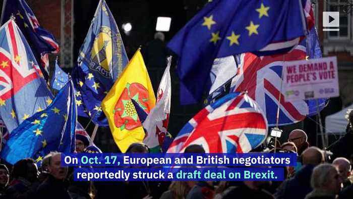 UK and EU Reach Brexit Deal