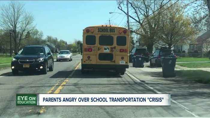 Buffalo parents and school administrators demand changes to school bus transportation