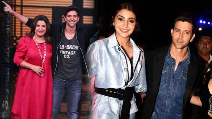 Hrithik Roshan And Anushka Sharma In Farah Khans Next